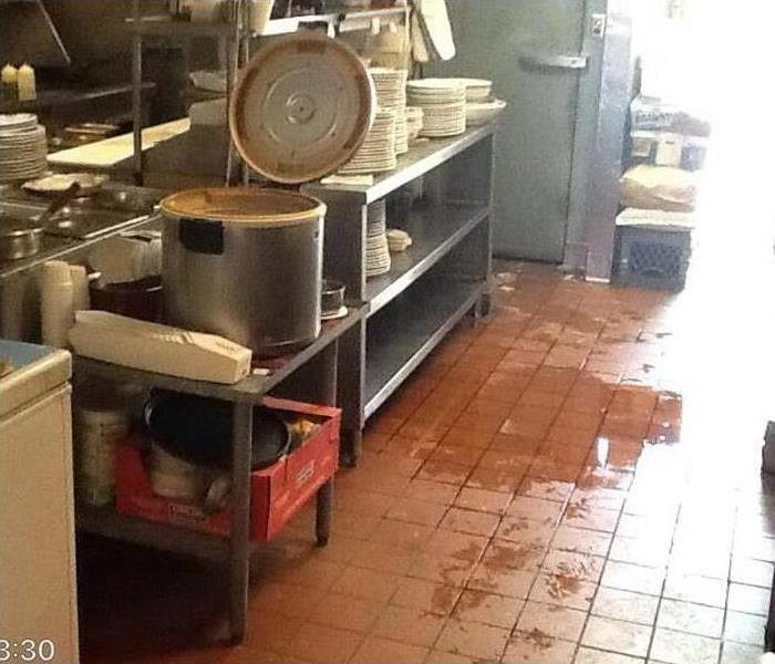 Commercial Water Damage – Pleasant Grove