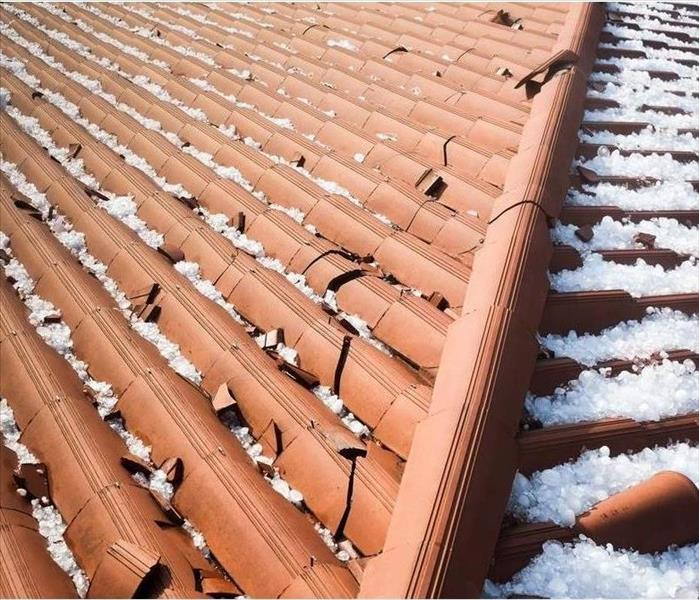 Storm Damage Hail Damage to Your Alpine Fork Roof?