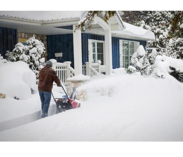 Storm Damage Has Snow Melt Damaged Your Home?